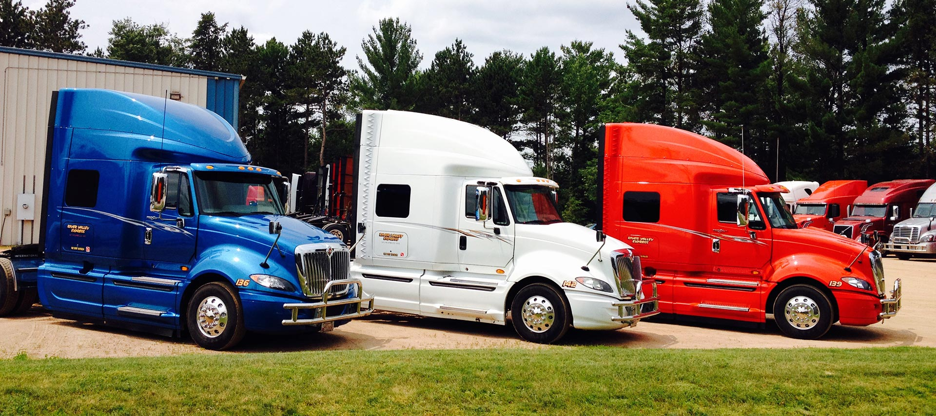 River Valley Express | Trucking and Transportation